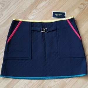 Juicy Couture casual skirt black size 10